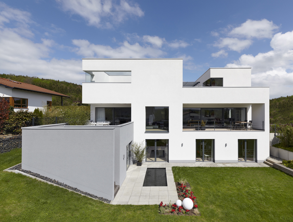 Fachwerk4 | Architekten BDA, MFH Himmelfeld, Montabaur, Badezimmer
