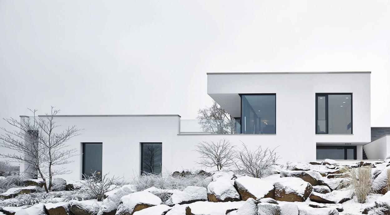 104 | Wohnhaus Moderne Architektur | Fachwerk4 | Architekten BDA
