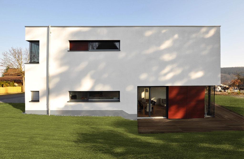 Einfamilienhaus oe fachwerk4 architekten bda for Einfamilienhaus moderne architektur