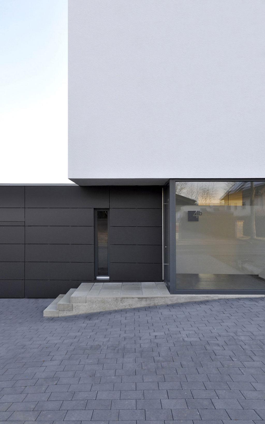 Einfamilienhaus oe fachwerk4 architekten bda for Moderne architektur einfamilienhaus