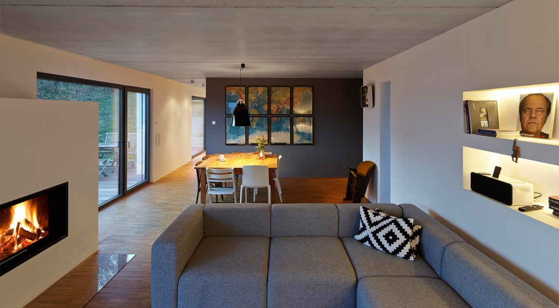 02 | Einfamilienhaus K | Fachwerk4 | Architekten BDA