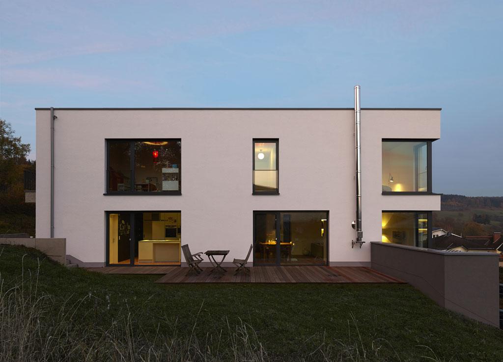 Haus k fachwerk4 architekten bda for 03 architekten