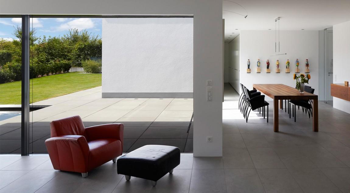 06 | Einfamilienhaus Atrium | Fachwerk4 | Architekten BDA