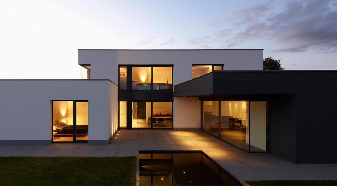 07 | Villa Montabaur | Fachwerk4 | Architekten BDA