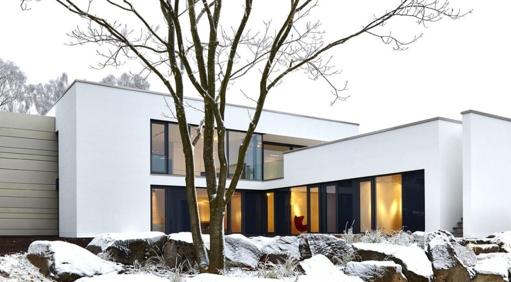 111 | Villa in der Eifel | Fachwerk4 | Architekten BDA
