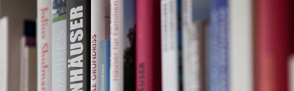 Fachbücher | Fachwerk4 | Architekten BDA
